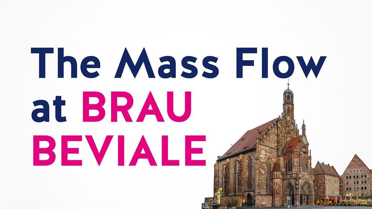 The Mass Flow Spiral Conveyor in Nuremberg