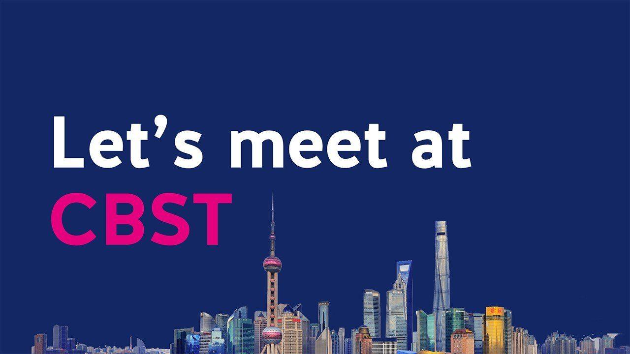 Apollo will participate at the CBST in Shanghai